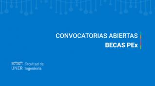 Convocatoria abierta para Beca en Proyecto de Extensión. Prorrogada hasta el 21 de junio