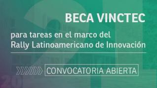 Beca VINCTEC - Convocatoria abierta