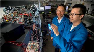 Ingenieros desarrollan prototipo de nariz electrónica